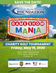 4th Annual Charity Golf Tournament @ Moon Valley Country Club