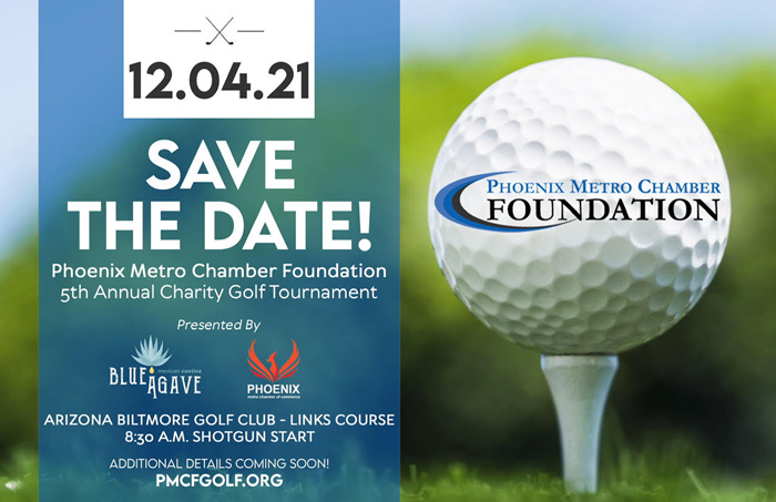 PMCF 5th Annual Charity Golf Tournament @ Arizona Biltmore Golf Club